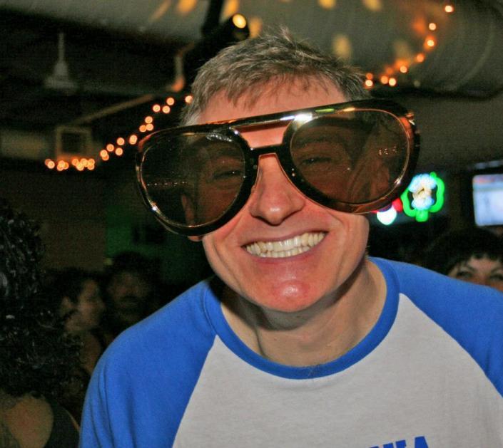 glasses JB